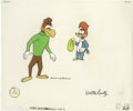 Animation Art:Limited Edition Cel, Woody Woodpecker and Buzz Buzzard Animation Production Cel #1120 and Drawing Original Art, Group of 4 (Walter Lantz Production... (Total: 4 Items)