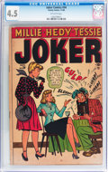 Silver Age (1956-1969):Miscellaneous, Comic Books - Assorted CGC-Graded Golden-Bronze Age Comics Group (Various Publishers, 1948-75).... (Total: 3 Comic Books)