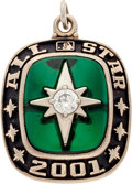 Baseball Collectibles:Others, 2001 Major League All-Star Game Pendant....