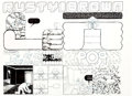 """Original Comic Art:Panel Pages, Chris Ware The Acme Novelty Library #20 """"Rusty Brown: JordanLint, Age 61"""" Double-Page Spread Original Art (Fantag..."""