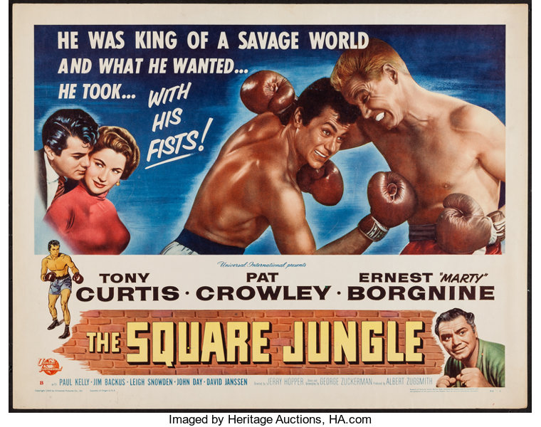 Image result for the square jungle