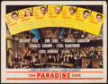 """Movie Posters:Hitchcock, The Paradine Case (Selznick, 1948). Half Sheet (22"""" X 28"""") Style B.Hitchcock.. ..."""