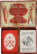 Baseball Collectibles:Others, 1903 Base Ball Game by Geo. G. Norris Co....