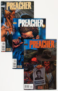 Modern Age (1980-Present):Horror, Preacher/Vertigo Short Box Group (DC, 1990s-2000s) Condition:Average VF/NM....
