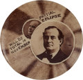 Political:Pinback Buttons (1896-present), William Jennings Bryan: Rare Eclipse Pin....