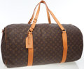 Luxury Accessories:Bags, Louis Vuitton Classic Monogram Canvas 65cm Weekender Overnight Bag. ...