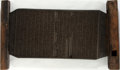 Books:World History, Chinese Carved Wood Printing Block. Xu [Record of a Historical Narrative]. Ca. 19th Century. One of 17 blocks co...