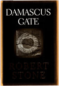 Books:Mystery & Detective Fiction, Robert Stone. SIGNED. Damascus Gate. Boston and New York:Houghton Mifflin, 1998. First edition. Signed by the autho...
