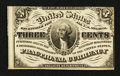 Fractional Currency:Third Issue, Fr. 1226 3¢ Third Issue New.. ...