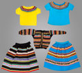 American Indian Art:War Shirts/Garments, FIVE SEMINOLE CLOTH GARMENTS ... (Total: 5 )