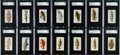 """Non-Sport Cards:Sets, 1910 T58 """"Fish Series"""" SGC Graded Near Set (92/100) Plus Over 50 Brand Variations. ..."""