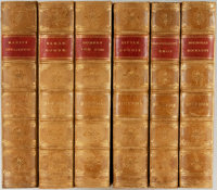 Charles Dickens. Six Volume Set of Works. London: Chapman and Hall, [1890-1893]. Includes: Bleak House, Nicholas N