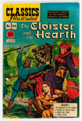 Golden Age (1938-1955):Classics Illustrated, Classics Illustrated #66 The Cloister and the Hearth - FirstEdition (Gilberton, 1949) Condition: FN....