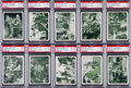 "Non-Sport Cards:Sets, 1960 Ad-Trix Co. ""Tales of the Vikings"" High Grade Complete Set(66). ..."