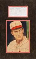 Baseball Collectibles:Others, 1920's Grover Cleveland Alexander Signed Magazine Illustration. ...