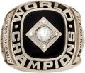Baseball Collectibles:Others, 1967 St. Louis Cardinals World Championship Ring....