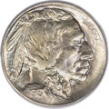 Buffalo Nickels, 1913-S 5C Type Two MS66 PCGS....