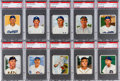 Baseball Cards:Sets, 1950 Bowman Baseball Complete Set (252). ...