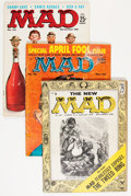 Magazines:Mad, Mad Magazine Group (EC, 1956-66) Condition: Average GD.... (Total:24 Comic Books)