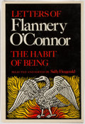Books:Biography & Memoir, [Flannery O'Connor]. Flannery O'Connor. The Habit of Being.Letters Edited and With an Introduction by Sally Fitzgerald...