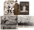 Baseball Collectibles:Photos, 1900's-80's Harry M. Stevens Family Photograph Collection Lot of268....