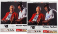 Autographs:Others, Circa 2010 Stan Musial & Albert Pujols Multi Signed Posters Lot of 2....