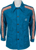 Olympic Collectibles:Autographs, 1976 Olympic Signed Jacket - Autographed For Photographer ErnieSchworck. ...