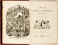 Books:Biography & Memoir, Blanchard Jerrold. The Life of George Cruikshank In TwoEpochs. Chatto & Windus, 1894. New edition with 84 illus...