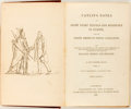 Books:Biography & Memoir, [George Catlin]. Catlin's Notes of Eight Years' Travels and Residence in Europe, With His North American Indian Collecti...
