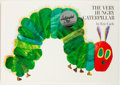 Books:Children's Books, Eric Carle. SIGNED. The Very Hungry Caterpillar. PhilomelBooks, 1987. Revised printing. Signed by the author on...