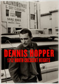 Books:Photography, Dennis Hopper. LIMITED.1712 North Crescent Heights. Los Angeles: Greybull Press, 2001. First edition, limited to 5,0...