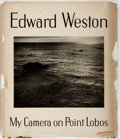 Books:Photography, Edward Weston. My Camera on Point Lobos. Boston: Houghton Mifflin, 1950. First edition, first printing. Folio. Publi...