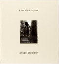 Books:Art & Architecture, Bruce Davidson. SIGNED. East 100th Street. Los Angeles: St. Ann's Press, 2003. Second edition. Signed by the p...