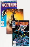 Modern Age (1980-Present):Superhero, Wolverine-Related Group (Marvel, 1982-2006) Condition: AverageVF-.... (Total: 11 Comic Books)
