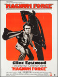 "Movie Posters:Action, Magnum Force (Warner Brothers, 1973). French Grande (47"" X 62.5"").Action.. ..."