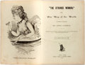 """Books:Literature Pre-1900, John Carboy. """"The Strange Woman"""" or, the Way of the World.Collin & Small, 1876. First edition. Octavo. Illustra..."""