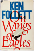 Books:Americana & American History, Ken Follett. INSCRIBED. On Wings of Eagles. William Morrowand Company, Inc., 1983. First edition. Inscribed b...