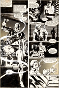 Original Comic Art:Panel Pages, Frank Miller and Klaus Janson Daredevil #179 Page 5 OriginalArt (Marvel, 1982)....