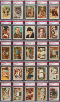 "Non-Sport Cards:Sets, 1959 Fleer ""Three Stooges"" Master Set (99) - #11 on the PSA SetRegistry. ..."