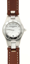Timepieces:Wristwatch, Baume & Mercier New/Old Stock Quartz Wristwatch. ...
