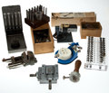 Timepieces:Other , Lots Of Watchmaker's Tools & Some Parts. ...