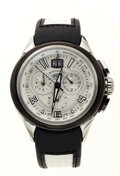 Timepieces:Wristwatch, Bertolucci Like New/Old Stock Quartz Chronograph. ...