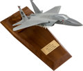 Football Collectibles:Others, 1986 United States Air Force Presentation Gift to Bill Walsh....