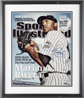 Autographs:Photos, 2009 Mariano Rivera Signed Limited Edition Large Photograph....
