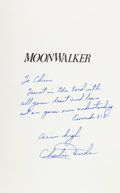 Autographs:Celebrities, Apollo Moonwalkers: Collection of Nine Signed Books.... (Total: 9Items)