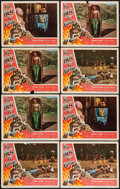 """Movie Posters:Horror, From Hell It Came (Allied Artists, 1957). Lobby Cards (7) (11"""" X14""""). Horror.. ... (Total: 7 Items)"""