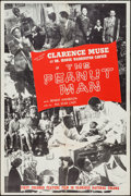 """Movie Posters:Black Films, The Peanut Man (Consolidated, 1947). One Sheet (28"""" X 42""""). BlackFilms.. ..."""