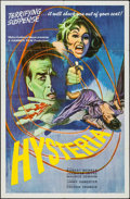 "Movie Posters:Mystery, Hysteria (MGM, 1964). One Sheet (27"" X 41""). Mystery.. ..."