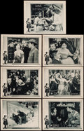 """Movie Posters:Drama, The Siren Call (Paramount, 1922). Lobby Cards (7) (11"""" X 14"""").Drama.. ... (Total: 7 Items)"""