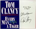 Books:Americana & American History, Tom Clancy with General Chuck Horner. SIGNED. Every Man aTiger. G. P. Putnam's Sons, 1999. First edition. Sig...